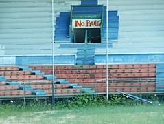 Civic Stadium, her last days (LarrynJill) Tags: abandoned sports baseball stadium or historic eugene venue grandstand emeralds baseballstadium eugeneemeralds eugeneemeraldsbaseball