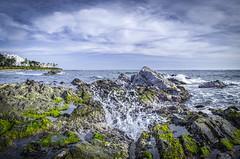 Playa (Jose María Ruiz) Tags: sea españa beach mar spain playa andalucia andalusia malaga cala ola mijas wavw