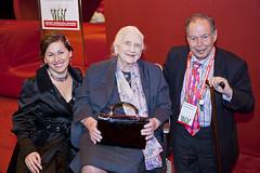 Tania de Jong, Dame Elisabeth Murdoch & Edward de Bono