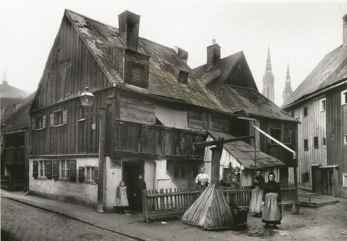 München Haidhausen, Herbergen um 1900