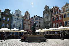 Poznan, Poland, July 2015