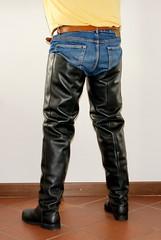 biker_style_runnerbull_tall_crotch_boots-(2) (runnerbull) Tags: man men leather boots style crotch thigh biker heavy pelle bottes herren cuir stiefel stivaliuomo runnerbull