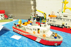 VA BrickFair 2015 Aircraft, Watercraft, Historical (EDWW day_dae (esteemedhelga)) Tags: lego bricks minifigs moc afol minifigures edww brickfair daydae esteemedhelga vabrickfair2015 aircraftwatercrafthistorical