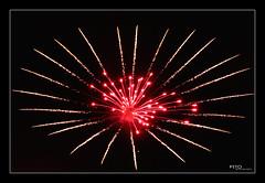 Feu d'artifice  Irigny (Pito Charles) Tags: night fireworks explosion firework nuit feu artifice feux irigny