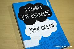 estrelas (NeyaRa Furtado) Tags: green john estrelas livro culpa intrnseca