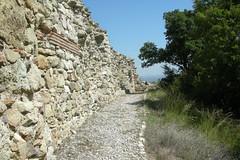 MEZZEK - Medieval Wall (Andra MB) Tags: summer holiday castle vacances citadel sommer urlaub bulgaria fortress kale bulgarie festung 2014 vara bulgarien vacanta bulgaristan concediu cetate mezzek