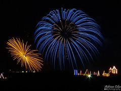 Malta --- Qrendi --- Fireworks --- Santa Marija (Drinu C) Tags: adrianciliaphotography sony dsc fireworks malta santamarija fire shells festa feast longexposure colours hx100v qrendi