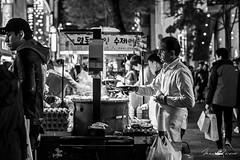 The Cook (Mario Rasso) Tags: chef seoul korea southkorea asia mariorasso nikon nikond810 blackandwhite blackwhite nikonflickraward