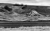 Nothing Left But Memories (John Westrock) Tags: abandoned barn farm rural blackandwhite landscape pacificnorthwest washington canoneos5dmarkiii canonef100400mmf4556lisusm rosalia unitedstates us
