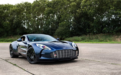 One77. (Alex Penfold) Tags: aston martin one77 blue supercars supercar super car cars autos alex penfold 2016 vmax