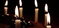 Minnesljus / Candle (shemring) Tags: fotosöndag fotosondag candle fs161218 stearinljus