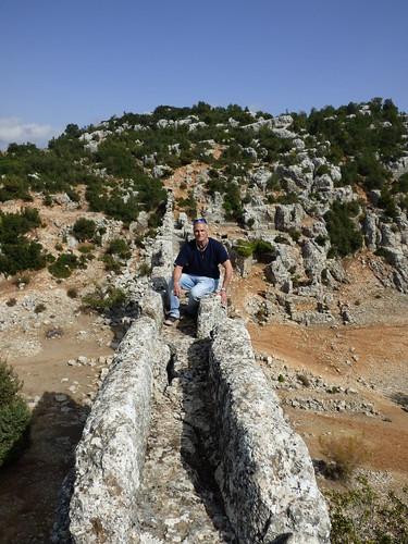 Olba - aqueduct Damian
