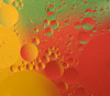 284 Oil on water (Helena Johansson 71) Tags: oil water oilonwater art artphotography fotoarte colorful orange yellow green macro indoor nikond5500 d5500 nikon project365