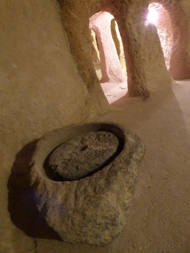 Kaymakli - underground city - entrance gallery (2)