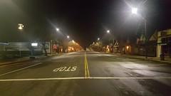THE FIRST IMAGE---2017 (akahawkeyefan) Tags: street lights empty newyearsday davemeyer kingsburgmain streetdraper