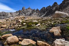 Cerro Catedral (www.jamesbrew.com) (James Brew (www.jamesbrew.com)) Tags: patagonia argentina bariloche landscape mountain trekking walking cerro catedral south america