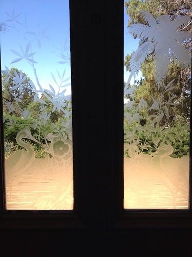 Front door, Buda