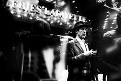 People in the street (KATANGA67) Tags: people street streetphotography stphotographia urban paris personnes photography photo photographie fujifilmx100 fujix100 fuji x100 noiretblanc nb blackwhite bw monochrome