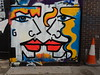 Face to face (aestheticsofcrisis) Tags: street art urban intervention streetart urbanart guerillaart graffiti london londonstreetart londongraffiti shoreditch hackney uk england europe annalaurini