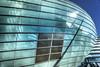 Luftschiff oder Klimahaus? / Airships or climate Home? (ruedigerhey) Tags: bremerhaven klimahaus deutschland germany harbor architecture water sky summer travel urban building europa beautiful wasser stadt architektur hafen boat town tourist attraction outdoor hafenviertel landstrase skyline spiegelung blau glas strucktur lightcatcher wasserreflection natur see fassade himmel