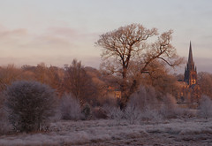 2016_12_0495 (petermit2) Tags: winter frost chapelofstmarythevirgin stmarythevirgin saintmary church chapel clumberpark clumber sherwoodforest sherwood nottinghamshire nationaltrust nt