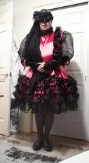 Hot Pink 3 (Maid Honey) Tags: sissy maid