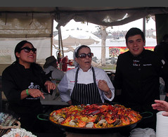 HANDS OFF NOT READY! (Rand Luv'n Life) Tags: california food festival mexico outdoors san commerce wine diego competition international chamber tijuana paella odc of