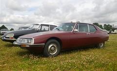 Citroen SM Maserati (gueguette80 ... Définitivement non voyant) Tags: old cars juin citroen sm autos maserati picardie somme anciennes 2015 françaises quivieres