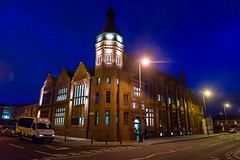 The Florrie at Night