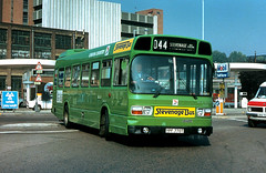 SNB370 Luton Town Centre (national_bus_510) Tags: