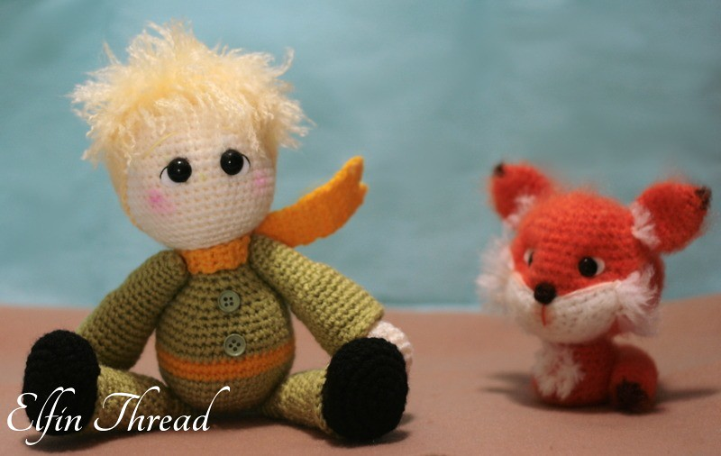 Fox Amigurumi Ravelry : The Worlds Best Photos of amigurumi and fox - Flickr Hive ...