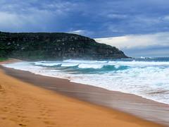 """Home and Away""                            Beach people.-1 (Steve McGrady) Tags: australia nsw aussie palmbeach northsydney northernbeaches homeandaway summerbay barrenjoeyhead aussiebeaches"
