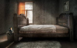 My bed is waiting
