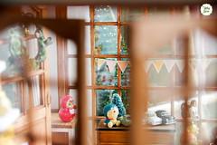 MiniToy Room (Ylang Garden) Tags: rement miniature toys danboard megahouse cute mini sumikko rilakkuma hello kitty