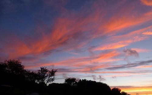 Dorset Sunset, England