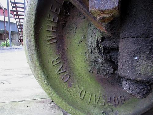 Buffalo Car Wheel