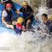White water rafting at Phuket, Thailand - 17/01/2017