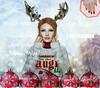 A x-mass card (aymeabeyante) Tags: ip nails bijou
