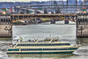 Portland Spirit On The Willamette (Ian Sane) Tags: ian sane images portlandspiritonthewillamette willamette river burnside bridge portlandspirit cruise ship boat portland oregon canon eos 5d mark ii two camera ef100400mm f4556l is usm lens