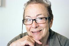 Grandmother ( Gabriel Franceschi®) Tags: gabriel franceschi nikon n80 nikkor 2470 f3554 grandmother portrait 35mm fuji 400 color