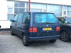 1997 Lancia Zeta (peterolthof) Tags: rxzs37 peter olthof peterolthof lancia zeta