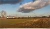 HSL Polska 186 181-4 @ Schoonaarde (Wouter De Haeck) Tags: belgië belgique infrabel l53 leuven gent schellebelle oostvlaanderen dendermonde schoonaarde hsl hsllogistik hslpolska br186 bombardier traxx f140ms cargo güterzug autotransport aachen aachenwest zeebrugge ramskapelle railpool
