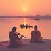 Sunrise. Varanasi, India