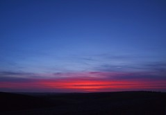 Early night (ekaterina alexander) Tags: early night sunset sky clouds ditchling beacon south downs way landscape ekaterina england alexander sussex hills national trust winter photography pictures