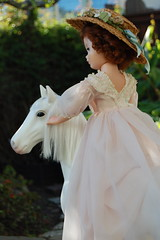 Morning Has Broken (Emily1957) Tags: cissy dolls doll toys toy toyhorse whitehorse negligee négligée nightgown