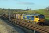 92032 Lambrigg Head, Cumbria (DieselDude321) Tags: 92032 class 92 gbrf imeche railway division 6s94 0203 dollands moor irvine caledonian paper cumbria lambrigg head