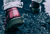 2/52 Something Old / Something New. (Suggsy69) Tags: nikon d5200 252 week2theme week22017 52weekproject boots drmartens cherryred splittone walking footsteps skinhead 52weeksthe2017edition weekstartingsundayjanuary82017 dof depthoffield