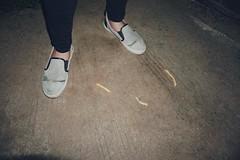 Junk food series (Mykodakstory365) Tags: mykodakstory mcdonalds friends footwear fries