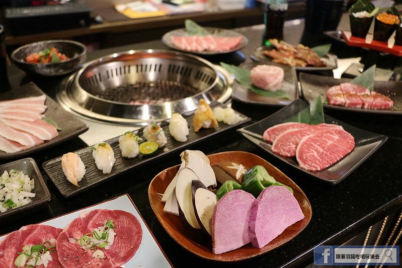 東區帝王蟹燒烤吃到飽日本料理熊老大日式炭燒073