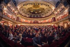 photoset: Tanzquartier: Alain Platel / Les Ballets C de la B: nicht schlafen. Künstlergespräch & Premiere (Volkstheater, 19.1.2017)